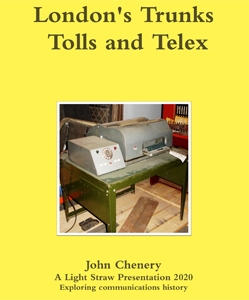 London's Trunks Toll and Telex
